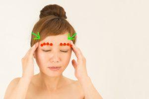 目を大きくするマッサージ方法