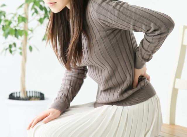 腰痛 キネシオテーピング